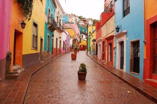Guanajuato por la tarde