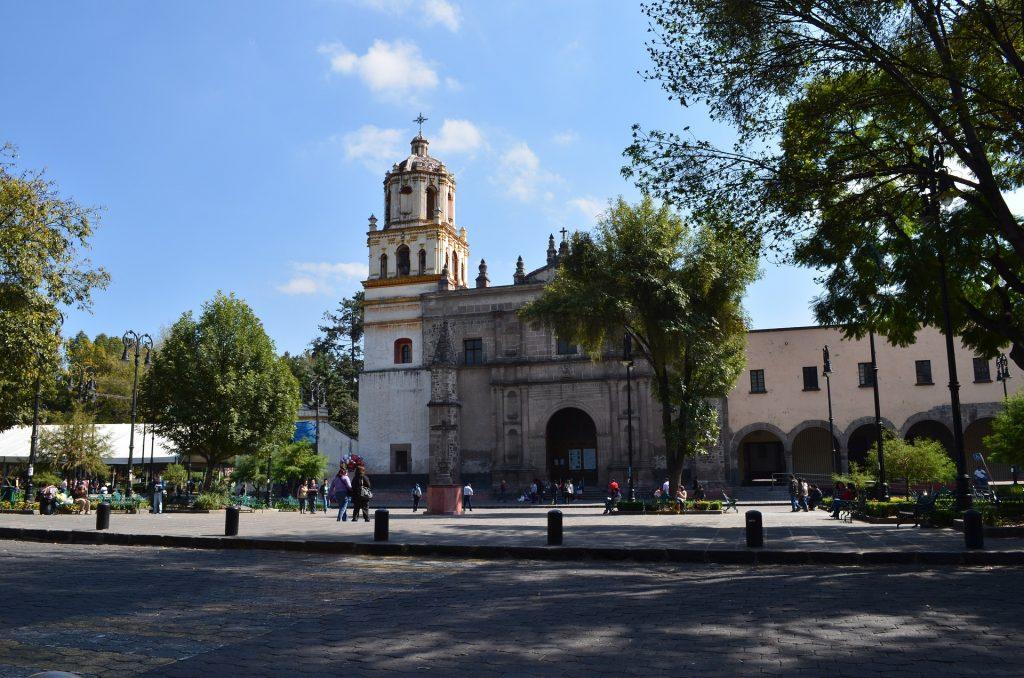 Catedral de Coyoacán