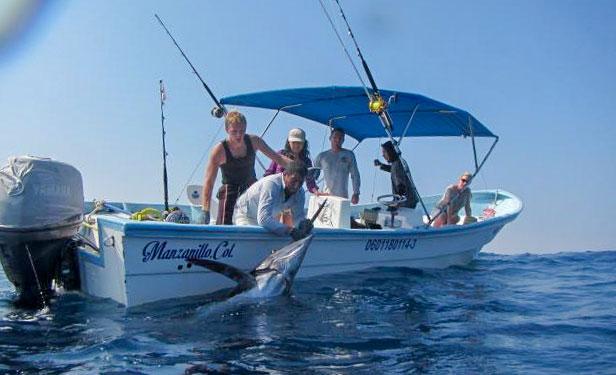 Pesca en los Cabos