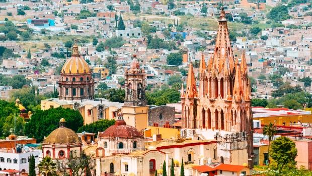 San Miguel Allende México