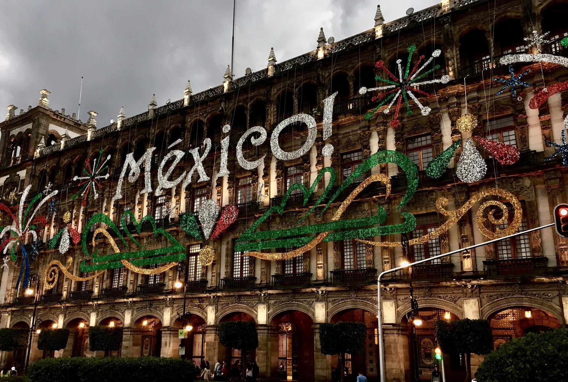 Fiestas Patrias en el centro histórico