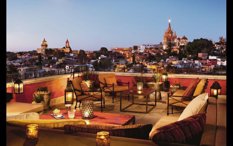 San Miguel de Allende y sus paisajes