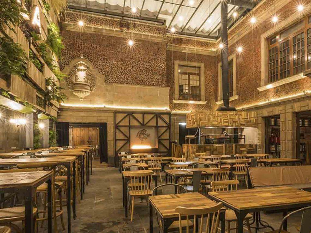 restaurantes en la ciudad de mexico que debes de conocer