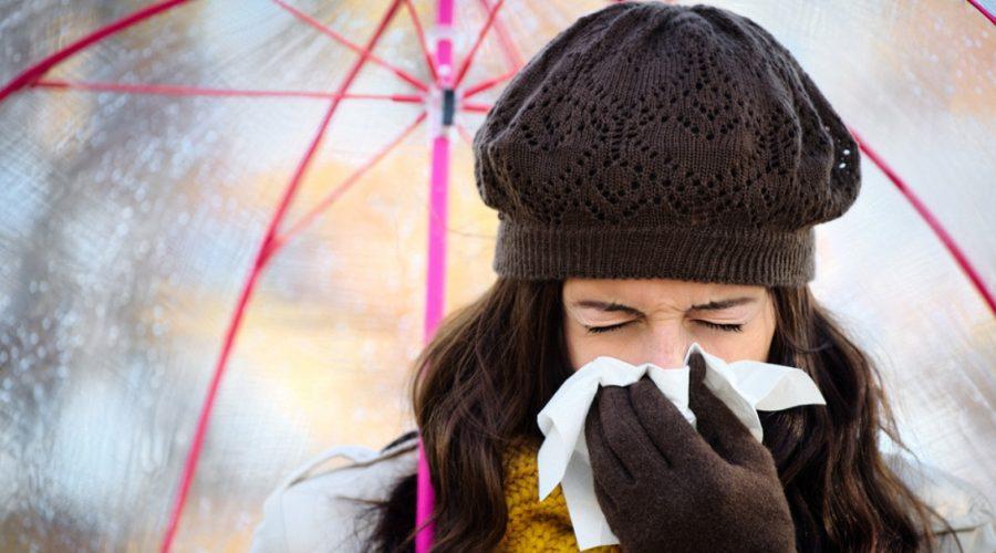 protégete del resfriado