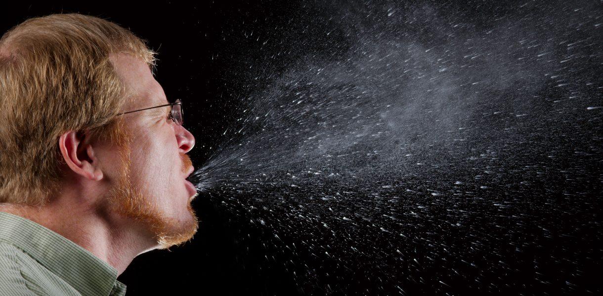 saliva y las enfermedades