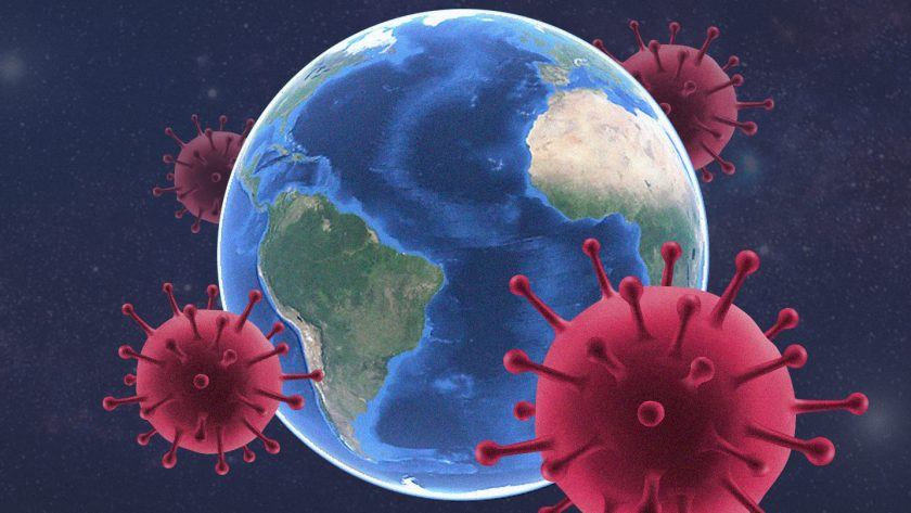 daños del coronavirus